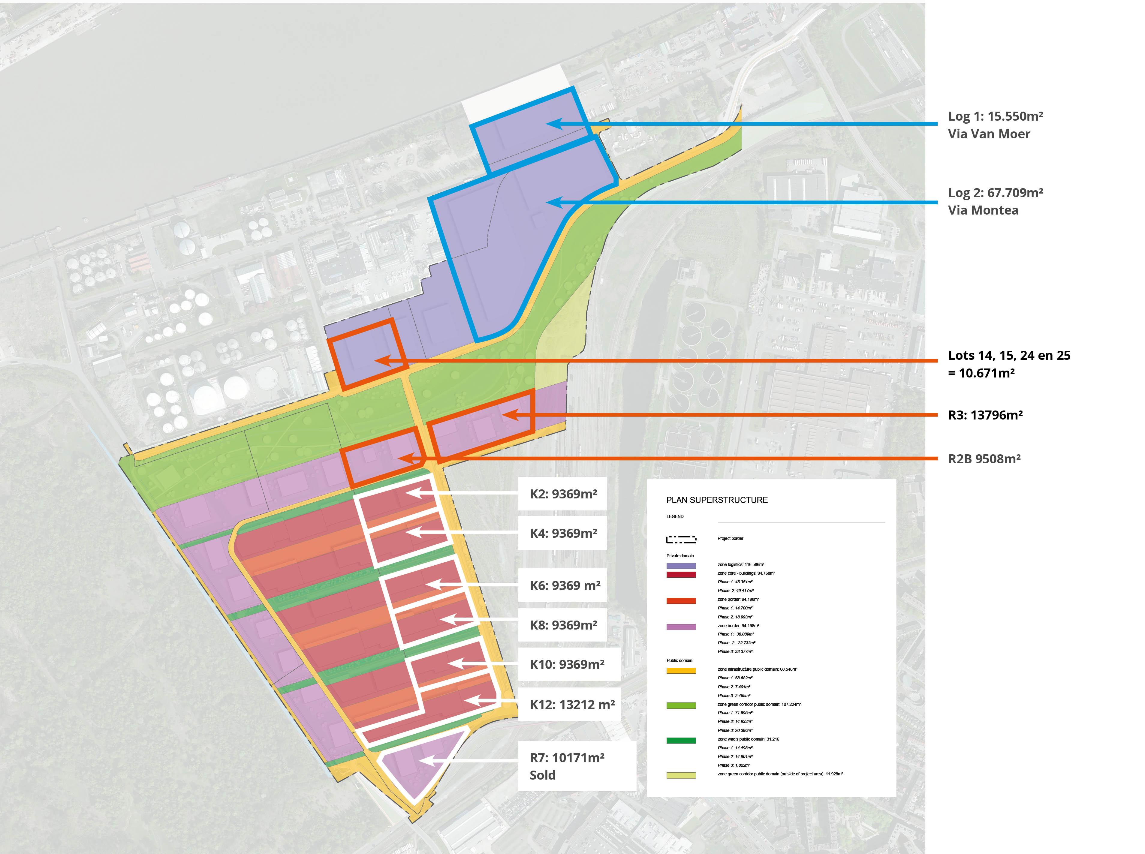 Invest in Blue Gate Antwerp
