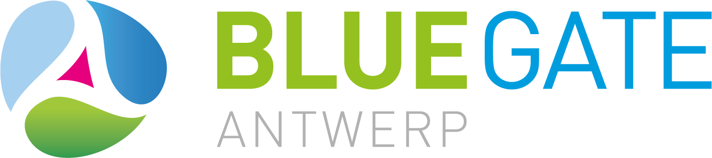 Blue Gate Antwerp Logo