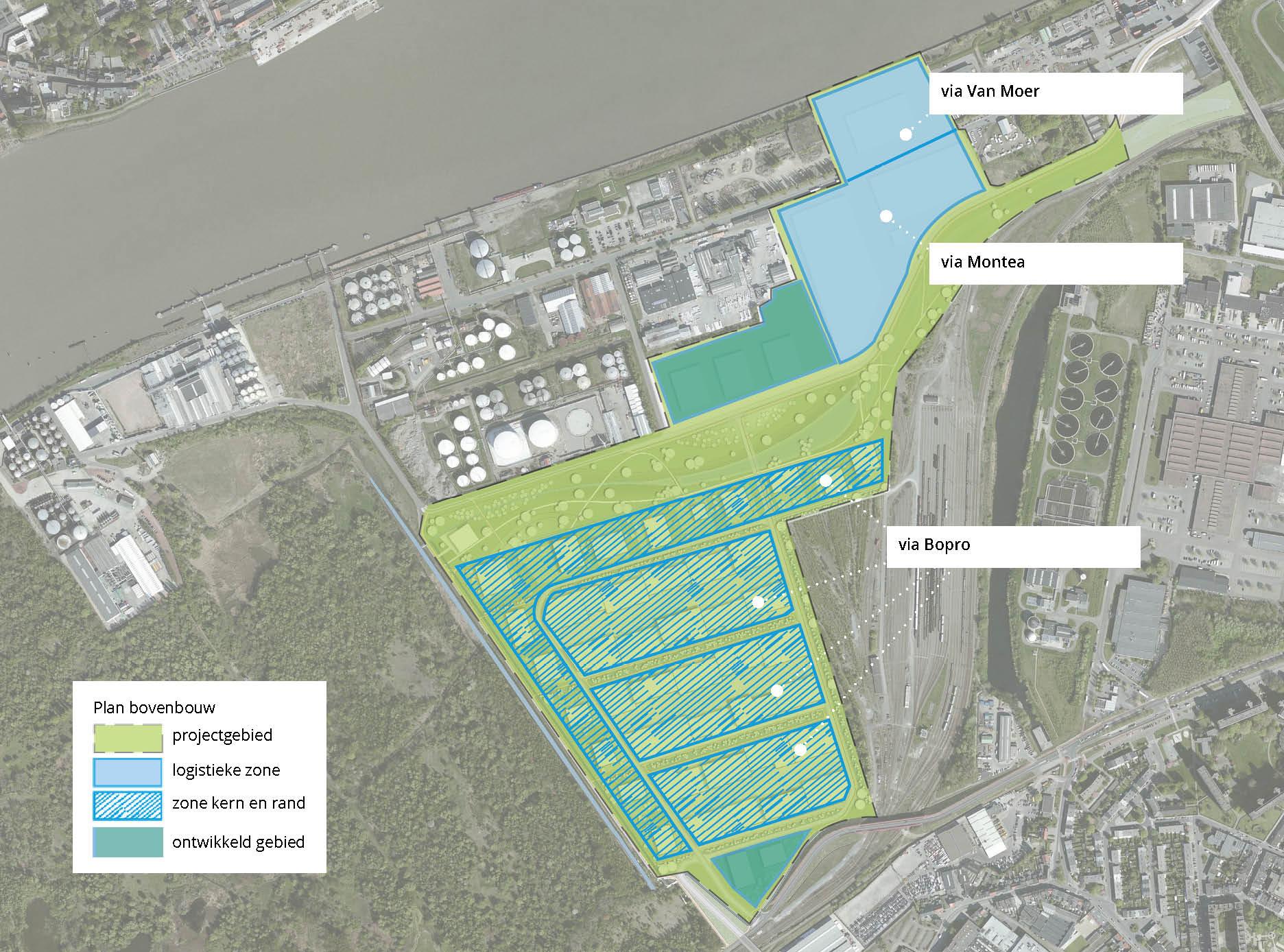 Investeer nu in Blue Gate Antwerp